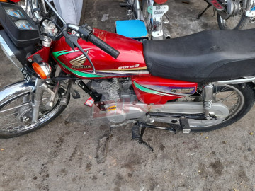 Honda CG-125 - 2014 Model in awesome condition