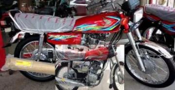 Honda 125 2021